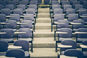 empty classroom shutterstock_267441548